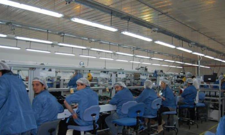 Industria electrónica: 558 despidos en Tierra del Fuego 1