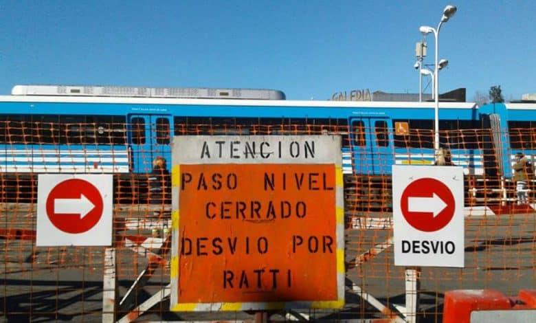 El paso a nivel de Juncal estará cerrado durante un mes por obras del ferrocarril 1