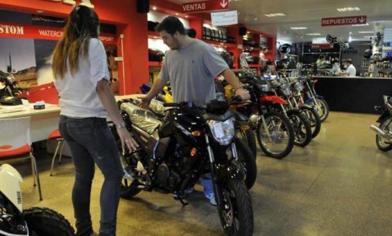Desplome del consumo: La venta de motos cayó un 23% 1
