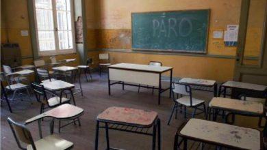 Deciden un paro docente para los días 6, 7 y 8 de marzo. La clases no arrancan 3