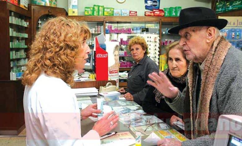 A partir de hoy las farmacias no atenderán afiliados al PAMI 1