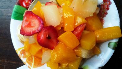 alimentación sana en verano