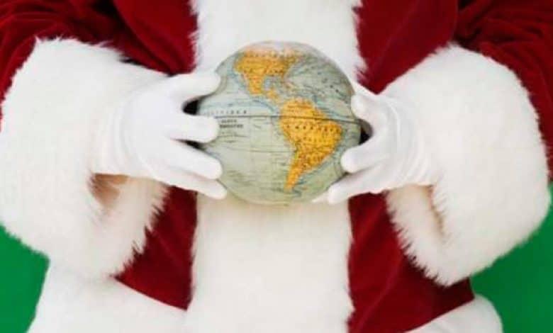 Hoy el mundo celebra la Navidad… y de maneras muy curiosas 1