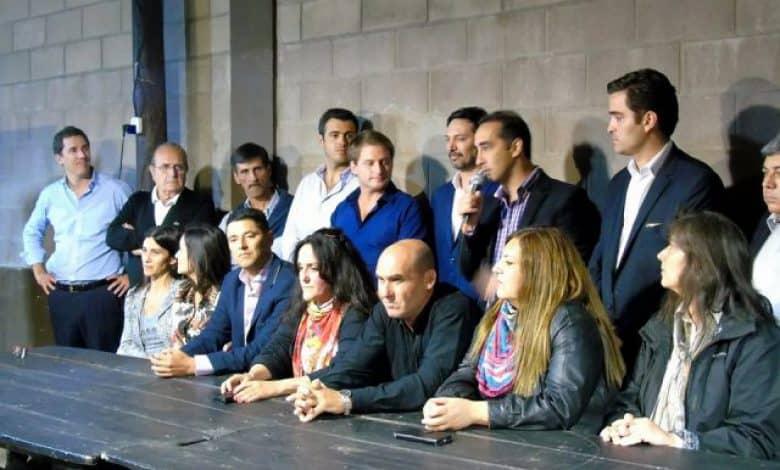 El intendente de Morón presentó a Cambiemos en Ituzaingó 1