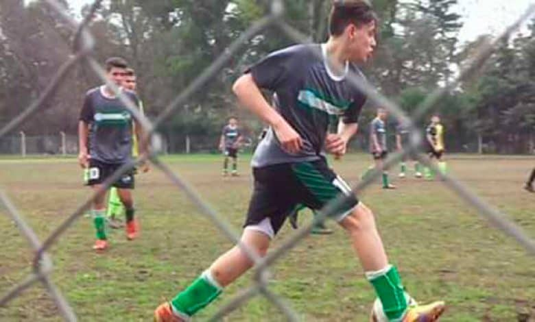 Matías Moreno ya se entrena con Boca Juniors 1