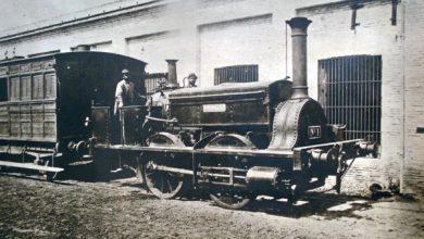 Hoy se conmemora el Día del Trabajador Ferroviario 4