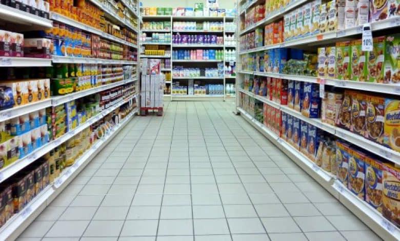 Volvió a caer el consumo en febrero un 6,6 % 2