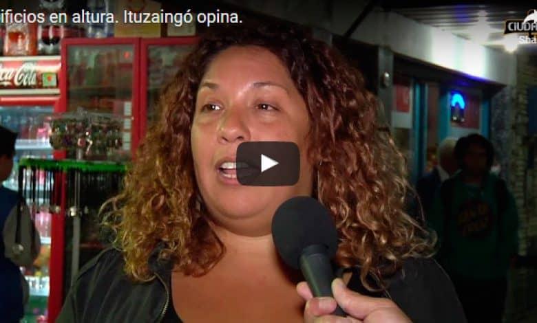 Edificios de altura en Ituzaingó: ¿Que opinan los vecinos? 1