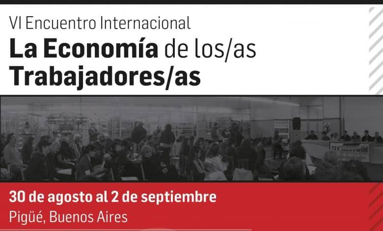 """Comienza hoy en el Bauen el encuentro """"la economía de los trabajadores"""" que reúne a cooperativas y fábricas recuperadas 1"""