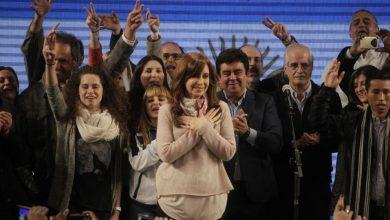 PASO: Cristina ganó la elección por 40.000 votos 5