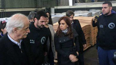Cristina llega hoy a Ituzaingó para visitar una empresa Pyme 4