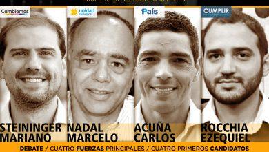"""El próximo lunes """"Ituzaingó Debate"""" por La Ciudad 4"""