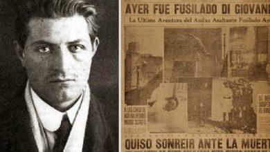 Severino Di Giovanni, el anarquista más famoso del país vivió en Ituzaingó 1