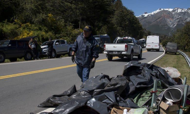 Un muerto y dos heridos en otra represión a una comunidad mapuche en Río Negro 2