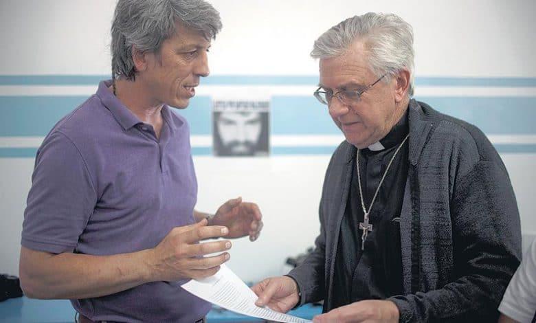 Mapuches: El obispo de Bariloche desmiente a Clarín y La Nación 1