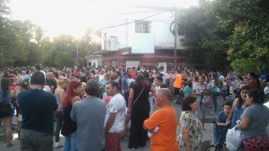 Barrio Nuevo consternado por Sofía, marchó pidiendo seguridad y justicia 9