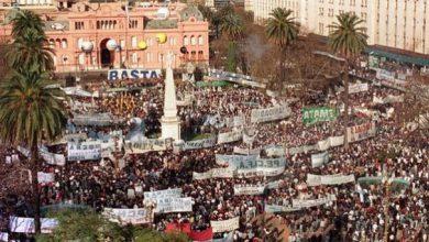 Convocan a Plaza de Mayo hoy a las 19 hs contra el encarcelamiento de dirigentes opositores 8
