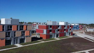 Se sortearon las 600 viviendas del Pro.Cre.Ar de Villa Udaondo y comenzaran a adjudicarlas 8