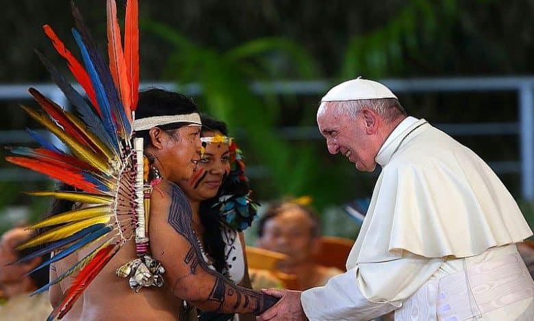 """Francisco: """"América Latina esta sufriendo bajo un capitalismo deshumano"""" 1"""