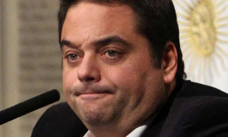 Un escándalo deja al Ministro de Trabajo Jorge Triaca, al borde de la renuncia 1