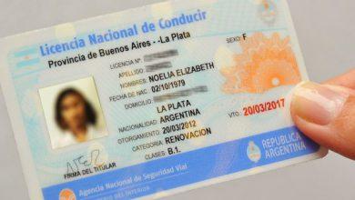 Identificaron al vecino que vendía las licencias de conducir que otorga el Municipio 4