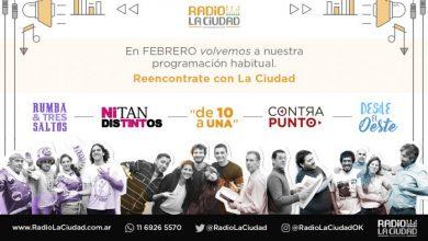 ¡Increíble lo que trae este lunes el nuevo ciclo de Radio La Ciudad! 16