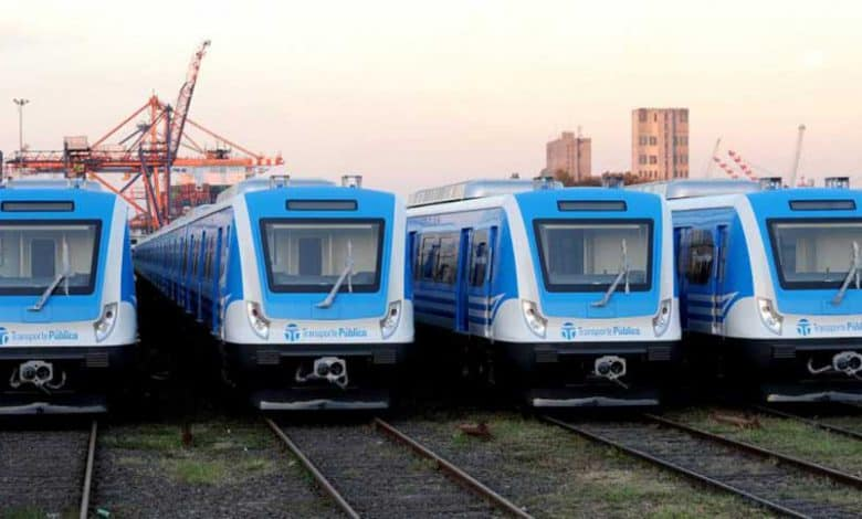 Desde el lunes 1 de abril rigen nuevas tarifas en el Ferrocarril Sarmiento 2