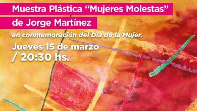 """Muestra plástica """"Mujeres Molestas"""" en el ETI de Ituzaingó 14"""