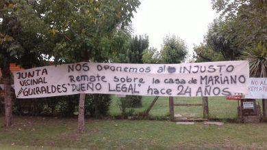 Un barrio entero en Villa Udaondo quiere impedir el injusto desalojo de una familia 27