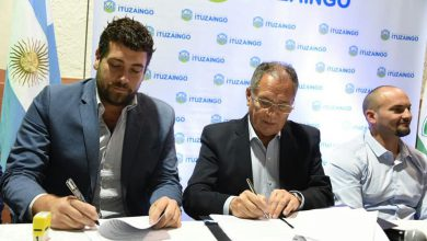 El Club Atlético Ituzaingó recibió 2.000.000 millones de pesos para terminar su ciudad deportiva 3