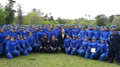 Pasaron a retiro al jefe de la policía local de Ituzaingó 35