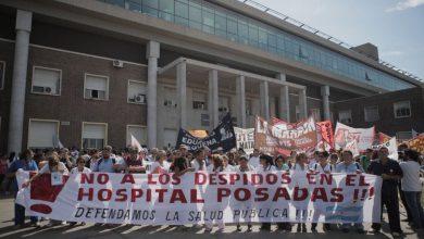 Temen por nuevos despidos en el Hospital Posadas 21