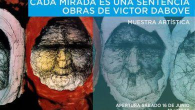 Muestra de Víctor Dabove en Ituzaingó 6