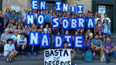 Insólito: Luego de despedir 265 trabajadores, el INTI compra televisores para ver el mundial 8