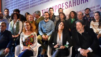"""Presentan hoy """"En Marcha"""", del nuevo espacio político de los movimientos sociales 14"""