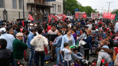 Organizaciones sociales se movilizarán el 12 de Julio en reclamo de políticas de empleo 13