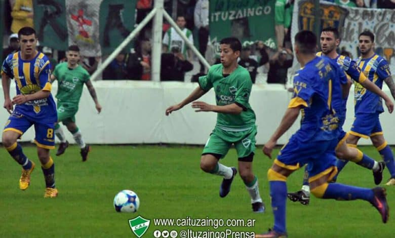 Ituzaingó debutó con un empate 1