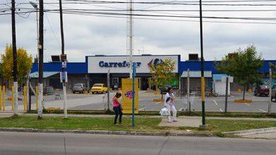 Evalúan cerrar la sucursal de Carrefour de la avenida Ratti 1