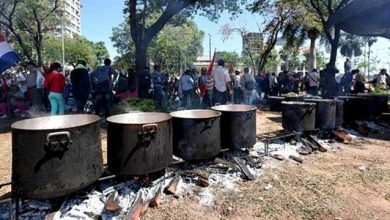 Conflicto social: Hoy habrá 1000 Ollas Populares contra al ajuste del Gobierno 3