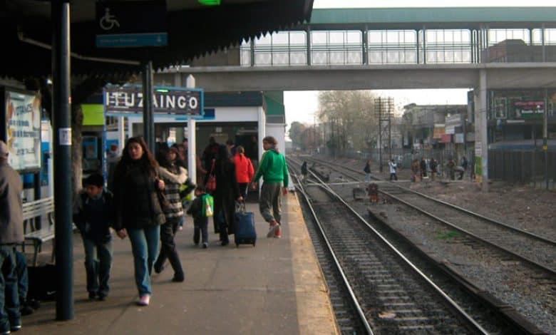 EL próximo martes los gremios anunciaron un paro total de trenes 2