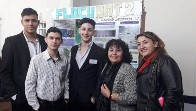 Alumnos de la Técnica 1 de Ituzaingó premiados por un proyecto de potabilización de agua con semillas de Moringa 1
