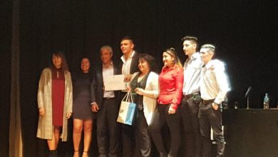 Los alumnos de la Técnica N°1 volvieron a ganar y avanzan a la Feria de Ciencias Provincial 4