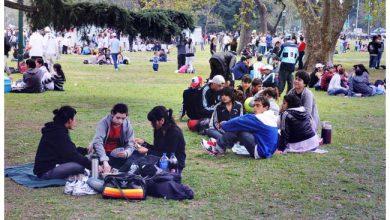 En Ituzaingó se festeja el día de la Primavera y del Estudiante 1