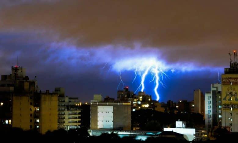 Mañana sábado anuncian tormentas severas en nuestra ciudad 2
