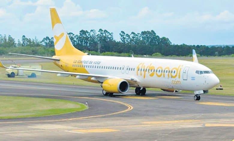 En menos de un año 887 vuelos de Flybondi tuvieron problemas técnicos 2