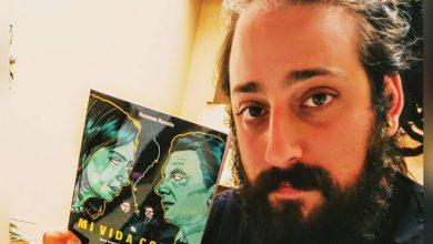 """Nazareno Roviello presenta su libro """"Mi Vida Con Él"""" 3"""