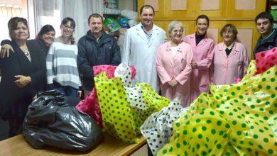 El Hospital Posadas realiza una colecta de juguetes para Navidad 4