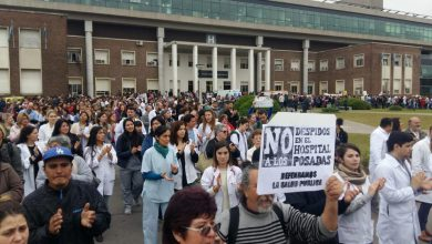 En el Hospital Posadas temen por una nueva ola de despidos 3