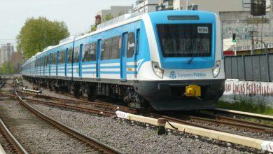 Mañana domingo el servicio del Tren Sarmiento será limitado 1