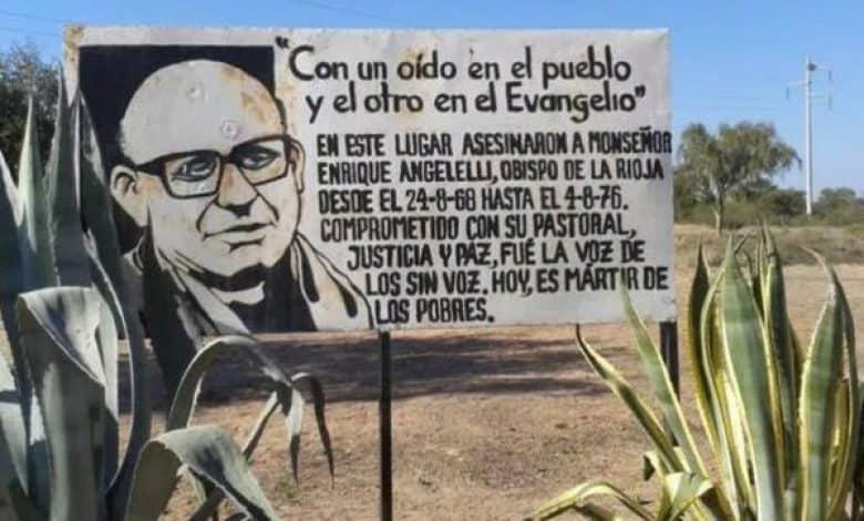 """La Rioja movilizada: Comenzó la semana de """"Los Mártires"""" y el sábado beatifican a Mons. Enrique Angelelli 1"""